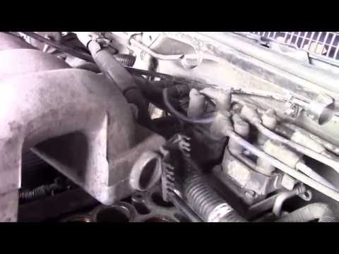 land rover discovery 2 spark plug wire change - YouTube on