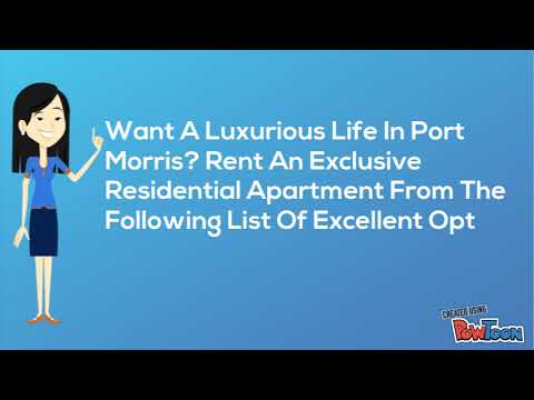 How To Buy Residential Apartment Port Morris