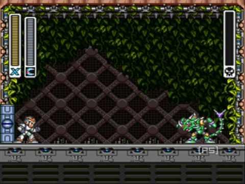 Mega Man X, Ep. #08: Sting Chameleon