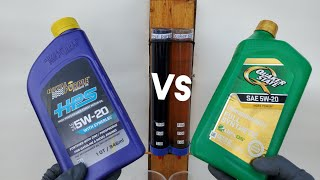 Royal purple hps vs Quaker state ultimate durability!
