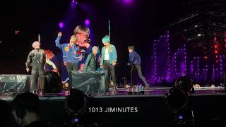 190119 BTS (방탄소년단) DNA | WORLD TOUR 'LOVE YOURSELF' in SINGAPORE