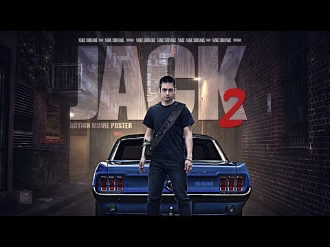 Photoshop Tutorial  | Make a Movie Poster Manipulation Effects