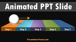 PowerPoint Animated Slide to Impress Audience
