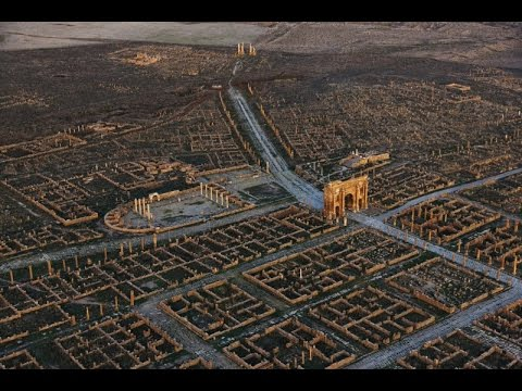 Однотипные античные здания