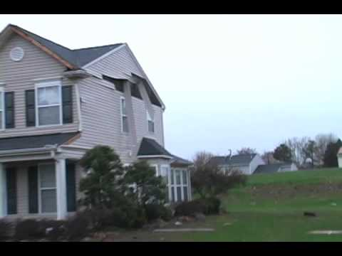 Tornado hits High Point, NC - The Morning After