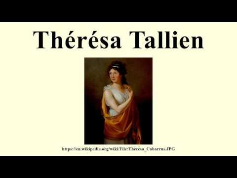 Thérésa Tallien