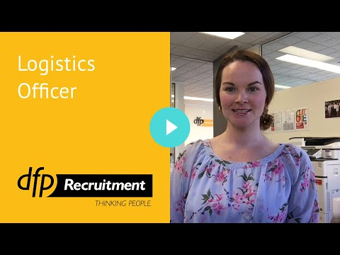 Logistics Officer