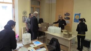 Vitrines de l'Avallonnais Opération « soutien artisans-commerçants »
