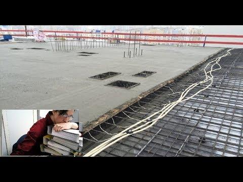 Дополнение к гайду №9. Как заполнять Температурный лист прогрева бетона.