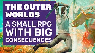 The Outer Worlds Is A Small RPG With Big Consequences | The Outer Worlds Review