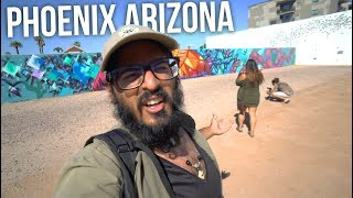 FIRST IMPRESSIONS of PHOENIX ARIZONA - Phoenix Arizona Travel Guide