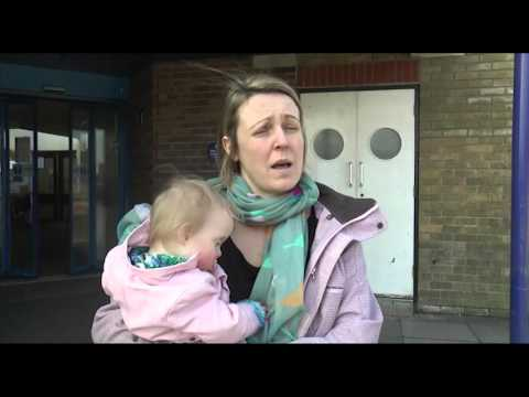 Hampshire Parents Angry Over Proposed Closures Of Sure Start Centres