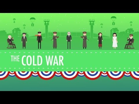 The Cold War: Crash Course US History #37 streaming vf