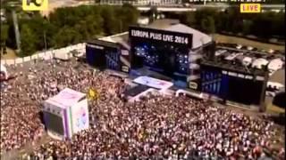 """Смотреть """"Нюша""""  Europa Plus LIVE 2014 Премьера новой песни!"""