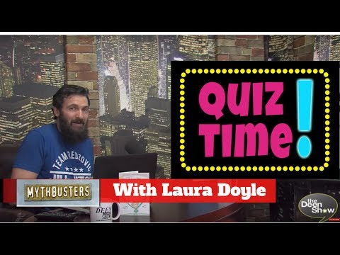 The Mythbusters Marriage Quiz