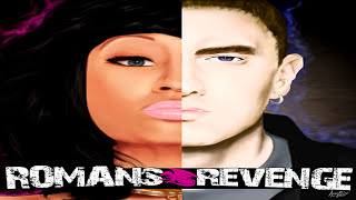 Gambar cover Eminem - Roman's Revenge ft. Nicki Minaj (Music Video)