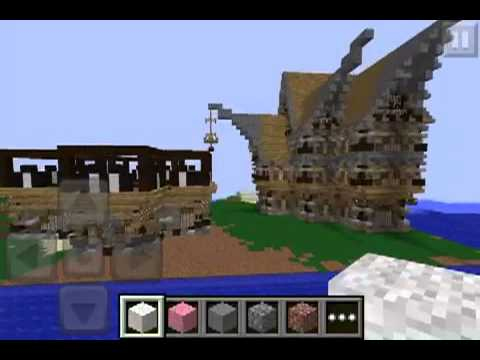Minecraft pocket edition epic house youtube for Epic house music