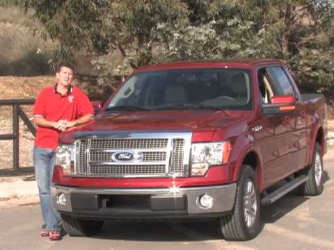 2009 ford f 150 review youtube. Black Bedroom Furniture Sets. Home Design Ideas