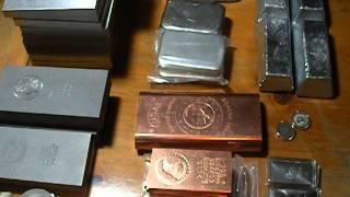 Investing In Metals Titanium, Tin, Molybdenum, Aluminum, Zinc, Magnesium, Bismuth,