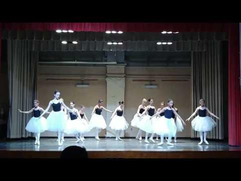 Agnessa Dance 2. Yana Volkova class. Brooklyn Ballet Show 2017..