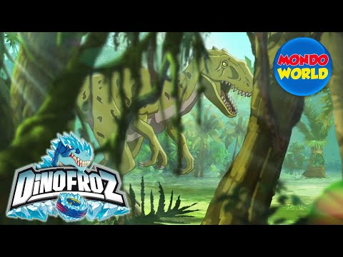 The origin dinofroz episode 1 en funnycat tv - Montre monster buster club ...