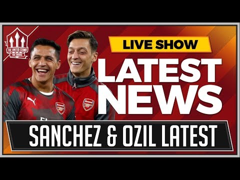 Alexis SANCHEZ & OZIL To MANCHESTER UNITED Transfer Meltdown! MAN UTD Transfer News