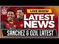 Alexis SANCHEZ & OZIL To MANCHESTER UNITED Transfer Meltdown! MAN UTD Transfer News