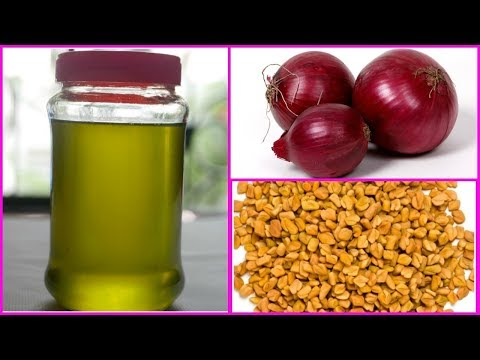 How To Make Onion Hair Oil At Home |For Hair Growth |Reduce Hair Fall | Glossy Hair | BeautyBenefits