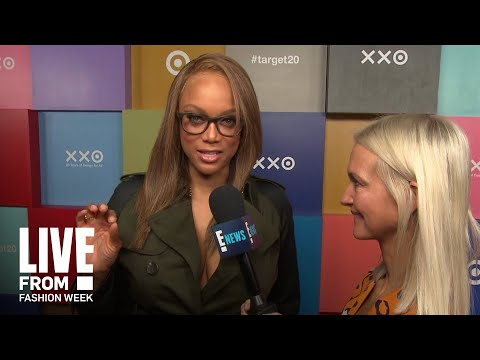 Tyra Banks Has a Challenge for New York Fashion Week Models | NYFW | E! Red Carpet & Award Shows