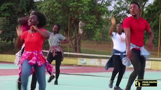 okey sokay yanga dance video by mass drama knust