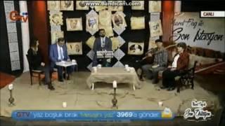 Ali Şeyh Özdemir-Bulan Var Mı Şiiri-Güneydoğu TV Nusret Dağ'la Son İstasyon Canlı Yayın Programı