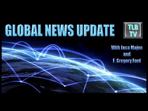 TLBTB: GLOBAL NEWS UPDATE: Stages of Consciousness, 9/11 Truth Action Project & More