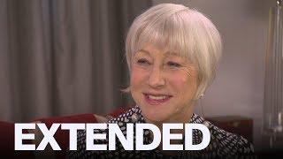 Helen Mirren On Her Oscars Jet Ski Moment, Meghan Markle And More