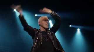 Scooter в Москве - поздравление H.P. с юбилеем (Stadium Live)