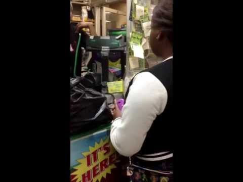 Argument At Store
