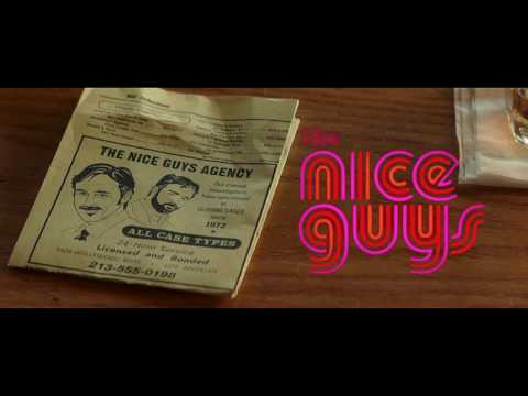 The Nice Guys (2016) - Trailer Re-Edit