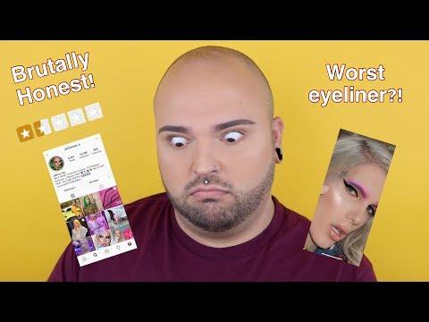 Rating Jeffree Star's Makeup Skills! thumbnail
