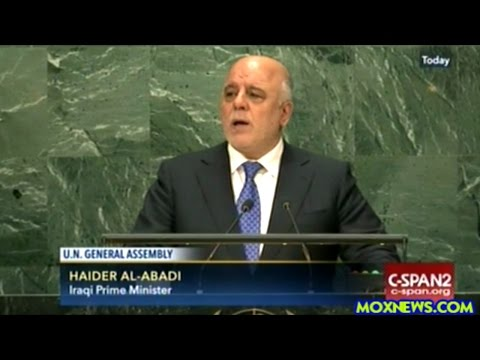 Iraqi Prime Minister Address To United Nations General Assembly