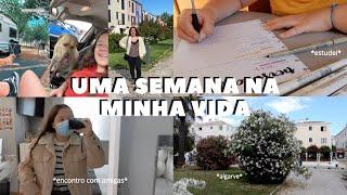 UMA SEMANA DE DESCANSO | WEEKLY VLOG #28