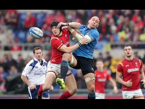 Short Highlights: Italy 7-33 Wales | RBS 6 Nations