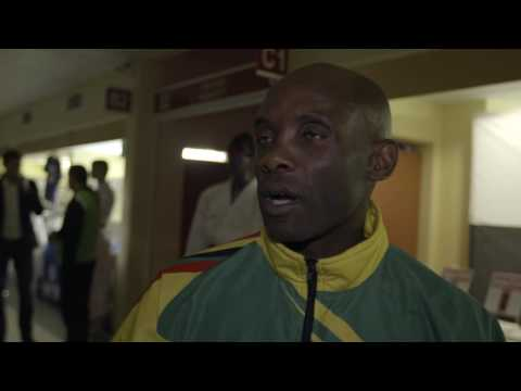 The thrill of competing in a Karate World Championships: ALI NYONI from Zimbabwe thumbnail