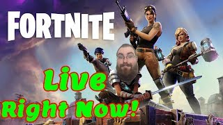 Fortnite Battle Royale Live Stream Gaming Right Now