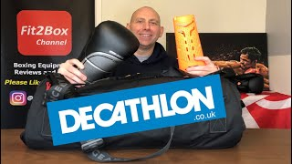 GREAT VALUE BOXING GEAR AT LOW BUDGET PRICES FROM DECATHLON
