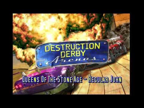 [Destruction Derby Arenas OST] Regular John