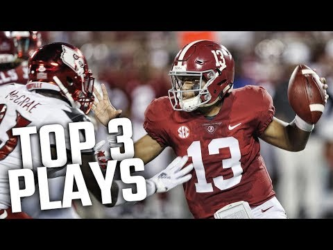 Throw-by-throw breakdown of Tua Tagovailoa's first start against Louisville