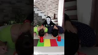 Guess the color challenge by Tsuriki Show #shorts