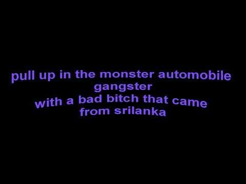 adele rapping monster (officiallyrics)