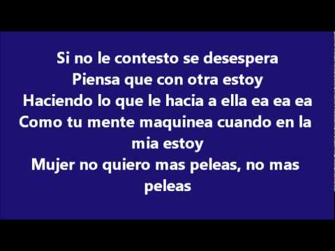 Si no le contesto remix con letra – Plan B Ft. Tony Dize, Zion & Lennox