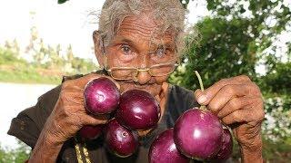 Grandma's Brinjal biryani | Yummy Brinjal biryani| Mastanamma