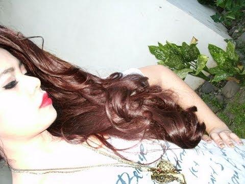 No Heat Loose Waves And Curls Hair Tutorial